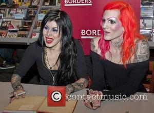Kat Von D and Jeffree Star