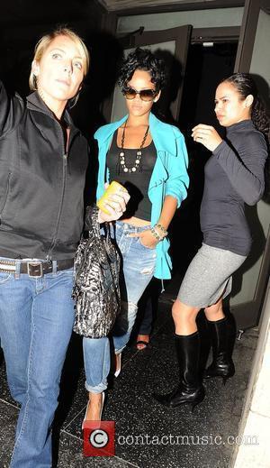 Rihanna Reunites With Ex-boyfriend?