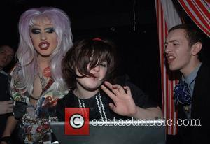 Kelly Osbourne and Jodie Harsh