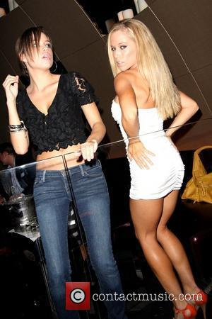 Brittany Binger, Kendra Wilkinson and Playboy