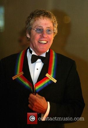 Roger Daltrey of The Who the 31st annual Kennedy Center Honors - arrivals at the Kennedy Centre Washington DC, USA...
