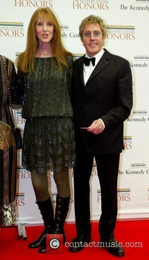 Roger Daltrey and wife Heather Taylor The 2008 Kennedy Center honourees gather for the traditional pre-honours dinner at the State...