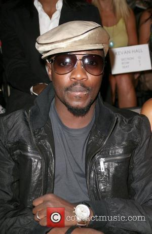Mercedes Benz Fashion Week, Andre 3000