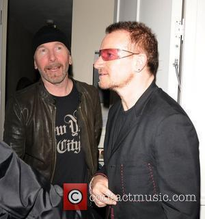 Bono and Kid Rock