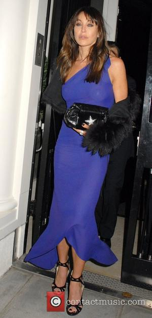 Tamara Mellon leaving a private party, held at the home of Kid Rock, at 3.30am London, England - 05.12.08