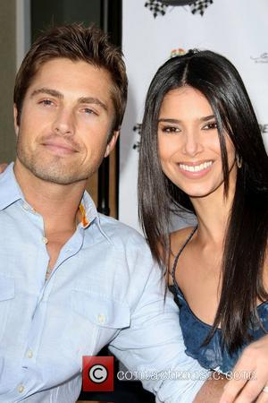 Eric Winter and Roselyn Sanchez Eva Longoria Parker named honorary chair for 'The Rally For Kids With Cancer' Scavenger Cup...