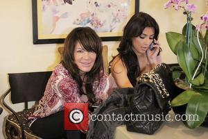 Kim Kardashian and Pussycat Dolls