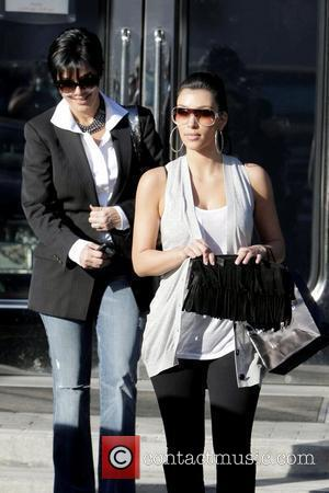 Kim Kardashian and Her Mother Kris Jenner Leaving Xiv Karat Jewelry Store In Beverly Hills