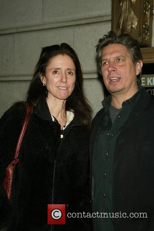 Julie Taymor and her husband Elliot Goldenthal Opening night after party for the Broadway play 'Exit The King' at the...