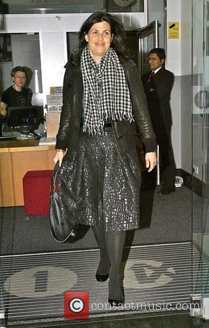 Kirsty Allsop  leaving Radio One studios  London, England - 17.11.08