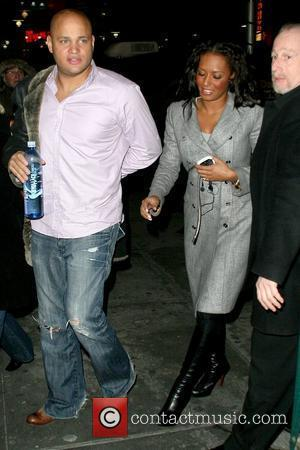 Stephen Belafonte and Melanie Brown Aka Mel B