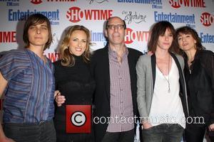 Daniela Sea, Marlee Matlin, Katherine Moennig, Ilene Chaiken  Showtime Bids Adieu To the Ladies of The L Word held...
