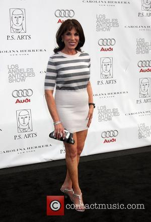 Kate Linder  arriving at the 14th Annual Los Angeles Antiques Show Opening Night Preview Party Benefiting P.S. Arts at...