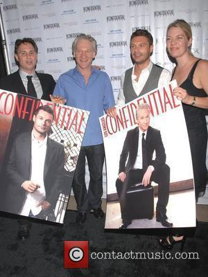 Bill Maher, Ryan Seacrest and guests A celebration of Los Angeles Confidential Magazine's Men's Issue at Craft - Arrivals Century...