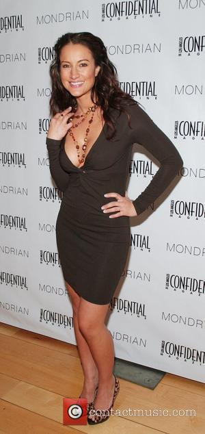 America Olivo Los Angeles Confidential Magazine's Annual Golden Globe Party held at the Skybar at the Mondrian Hotel Los Angeles,...