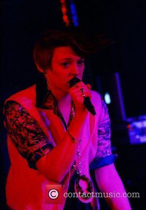 Elly Jackson aka La Roux performing at Contort Yourself held at the Roadhouse. La Roux is to support Lily Allen...