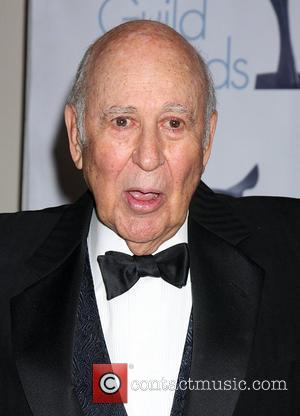 Carl Reiner  Los Angeles ceremony of the 61st Annual Writers Guild Awards held at The Hyatt Regency Century Plaza...