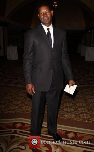 Dennis Haysbert Los Angeles ceremony of the 61st Annual Writers Guild Awards held at The Hyatt Regency Century Plaza Hotel...