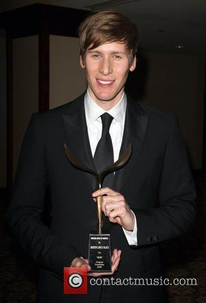 Dustin Lance Black Los Angeles ceremony of the 61st Annual Writers Guild Awards held at The Hyatt Regency Century Plaza...
