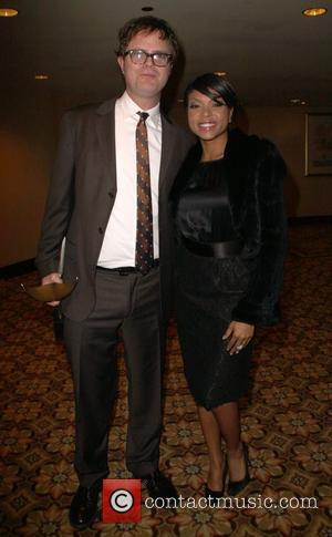 Rainn Wilson and Taraji P. Henson