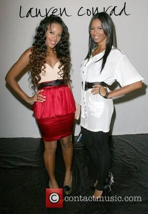 Vanessa Simmons and Lauren Conrad