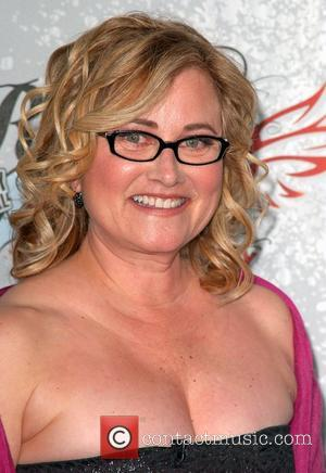 Maureen McCormick Comedy Central Roast Of Larry The Cable Guy at the Warner Brother Studio Lot in Burbank. - arrivals...