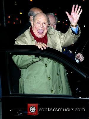 Don Rickles and David Letterman