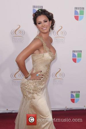 Ninel Conde Univision's Premio Lo Nuestro a La Musica Latina Awards at Bank United Center  Coral Gables, Florida -...
