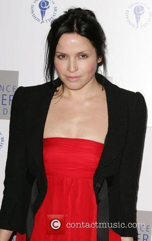 Andrea Corr, Laurence Olivier and Grosvenor House