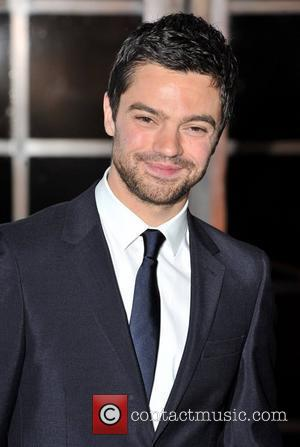 Dominic Cooper, Laurence Olivier and Grosvenor House