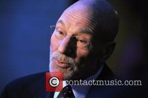 Patrick Stewart, Laurence Olivier and Grosvenor House
