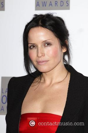 Andrea Corr and Laurence Olivier