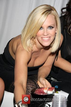 Jenny McCarthy 2nd Annual Leather Meets Lace event to benefit Jenny McCarthy's charity Generation Rescue held at the Playboy Mansion...