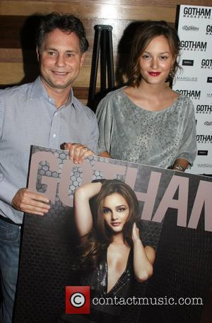 Jason Binn and Leighton Meester Leighton Meester celebrates her debut Gotham Magazine cover at the Marquee Nightclub New York City,...