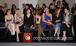 Camilla Rutherford, Beverley Knight, Tess Daly and London Fashion Week