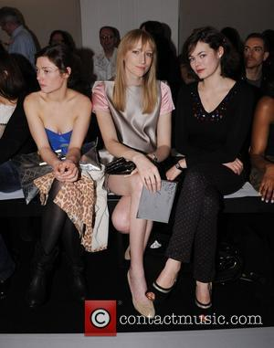Camilla Rutherford, Jade Parfitt, Jasmine Guinness and London Fashion Week