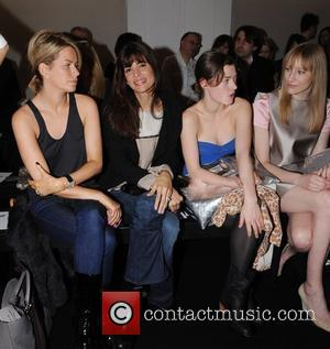 Guests, Camilla Rutherford and London Fashion Week