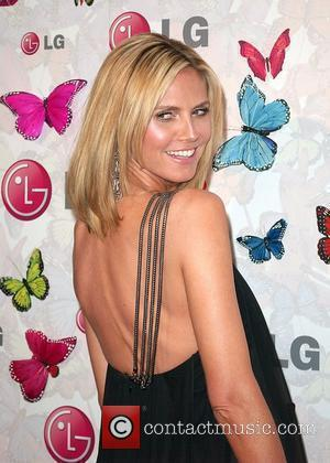 Heidi Klum LG Rumorous Night with it's Ambassador of Style, Heidi Klum - Arrivals Los Angeles,California - 28.04.09
