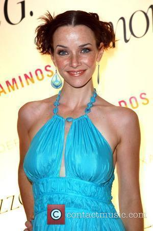 Annie Wersching and Las Vegas