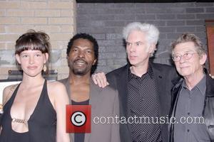 Paz De La Huerta, Isaach De Bankole, Jim Jarmusch and John Hurt Special New York screening of 'The Limits of...