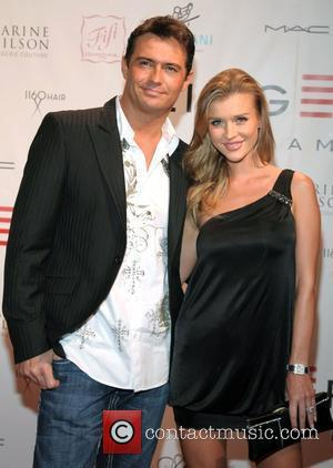 Romain Zago and Joanna Krupa