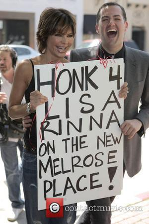 Lisa Rinna, Melrose Place and The Streets