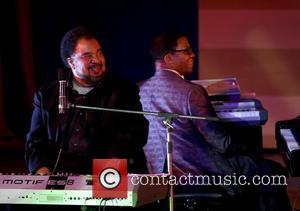 George Duke and Herbie Hancock