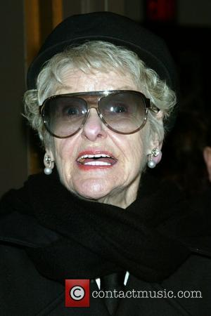 Elaine Stritch Opening Night of 'Liza's At The Palace' at the Palace Theatre on Broadway - Arrivals New York City,...