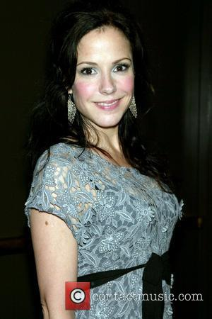 Mary-Louise Parker Opening Night of 'Liza's At The Palace' at the Palace Theatre on Broadway - Arrivals New York City,...