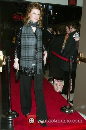 Sandra Bernhard Opening Night of 'Liza's At The Palace' at the Palace Theatre on Broadway - Arrivals New York City,...