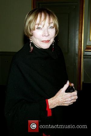 Shirley MacLaine Opening Night of 'Liza's At The Palace' at the Palace Theatre on Broadway - Arrivals New York City,...