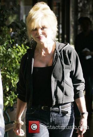Loni Anderson the former wife of Burt Reynolds, was spotted hanging out in LA on her way to Fabrocini's restaurant...