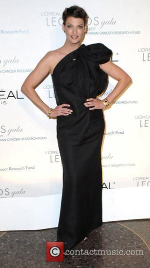 Linda Evangelista L'Oreal Legends Gala to Benefit The Ovarian Cancer Research Fund New York City, USA - 10.11.08