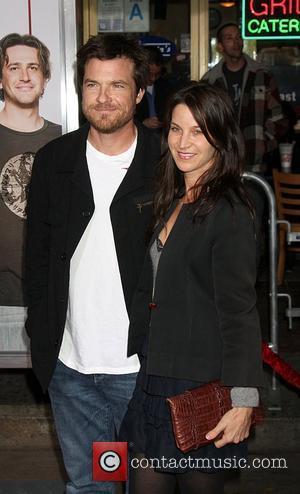 Jason Bateman and His Wife Amanda Anka